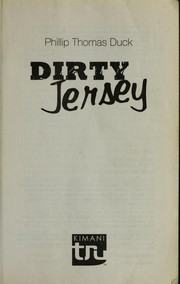 Cover of: Dirty Jersey