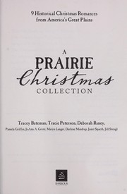 Cover of: A prairie Christmas collection | Tracey Victoria Bateman