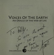 Cover of: Voices of the Earth | Scott Silverston