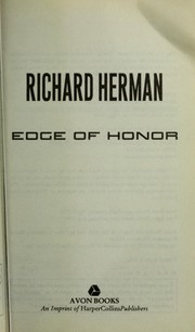 Cover of: Edge of honor