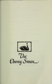 Cover of: The ebony swan |