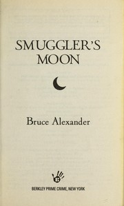 Cover of: Smuggler's moon