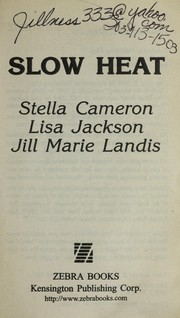 Cover of: Slow heat