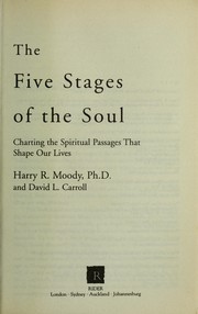 Cover of: The five stages of the soul | Harry R. Moody