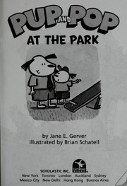 Cover of: Pup and Pop at the park