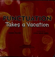 Cover of: Punctuation takes a vacation