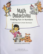 Cover of: Math detectives