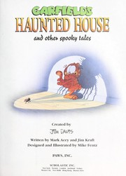 Cover of: Garfield's haunted house and other spooky tales