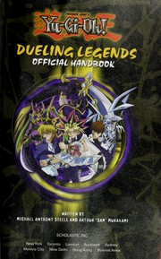 Cover of: Shonen Jump's Yu-Gi-Oh! Dueling legends
