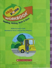 Cover of: Skill zone workbook