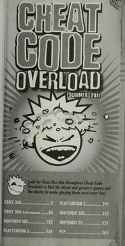 Cover of: Cheat code overload |