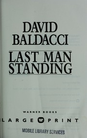 Cover of: Last man standing