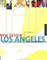 Cover of: New Design Los Angeles | Edward Gomez