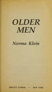 Cover of: Older men | Norma Klein