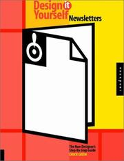 Cover of: Newsletters | Chuck Green