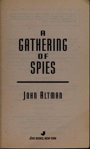 Cover of: A gathering of spies