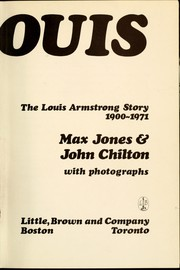 Cover of: Louis