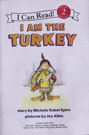Cover of: I am the turkey