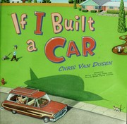 Cover of: If I built a car
