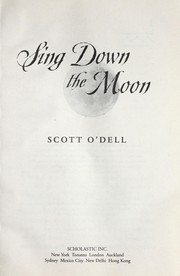 Cover of: Sing down the moon