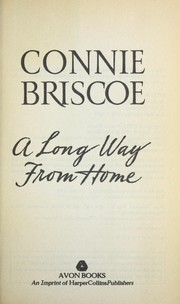 Cover of: A long way from home. | Connie Briscoe