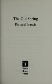 Cover of: The old spring