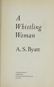 Cover of: A whistling woman