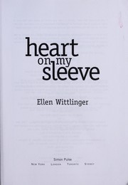 Cover of: Heart on my sleeve