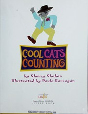 Cover of: Cool cats counting | Sherry Shahan