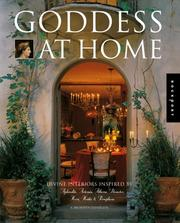 Cover of: Goddess at Home | A. Bronwyn Llewellyn