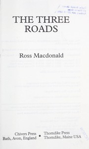 Cover of: The three roads