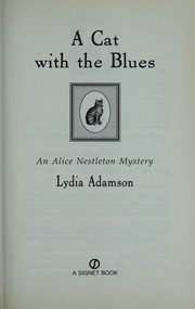 Cover of: A cat with the blues