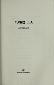 Cover of: Punkzilla