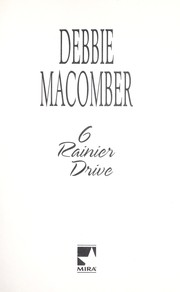 Cover of: 6 Rainier Drive