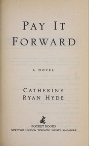 Cover of: Pay it forward
