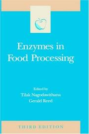 Cover of: Enzymes in Food Processing, Third Edition (Food Science and Technology) |
