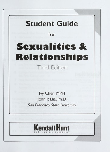 Sexualities and relationships