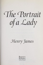 Cover of: The Portrait of a lady | Henry James