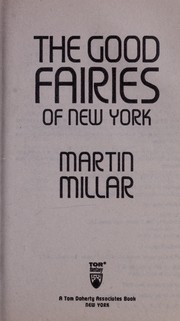 Cover of: The good fairies of New York