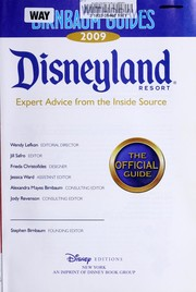 Cover of: Birnbaum guides 2009 Disneyland resort