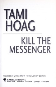 Cover of: Kill the messenger
