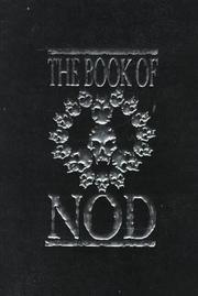 Cover of: The book of nod by Sam Chupp