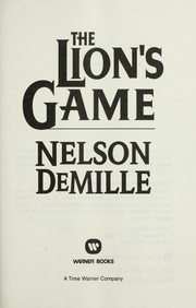 Cover of: The lion's game