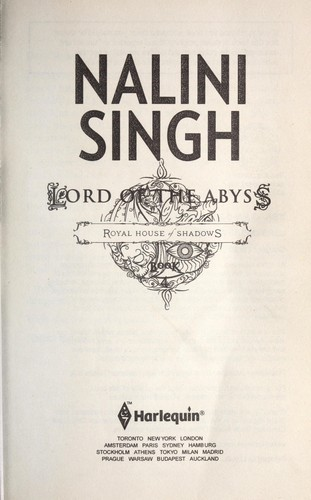 Lord of the Abyss by Nalini Singh
