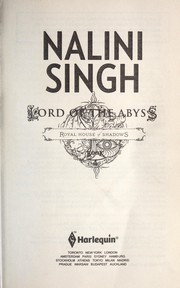 Cover of: Lord of the Abyss | Nalini Singh