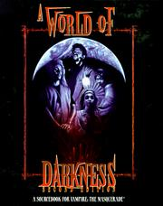 Cover of: A World of Darkness