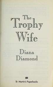 Cover of: The trophy wife
