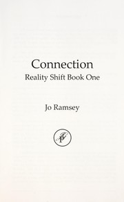 Cover of: Reality shift | Jo Ramsey