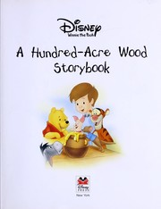 Cover of: A hundred-acre wood storybook