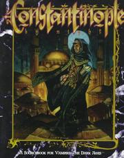 Cover of: Constantinople by Night (Vampire - the Dark Ages) | Philippe Boulle